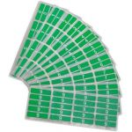 Rotary Numeric Labels